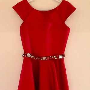 David Charles Girl's Special Occasion Dress